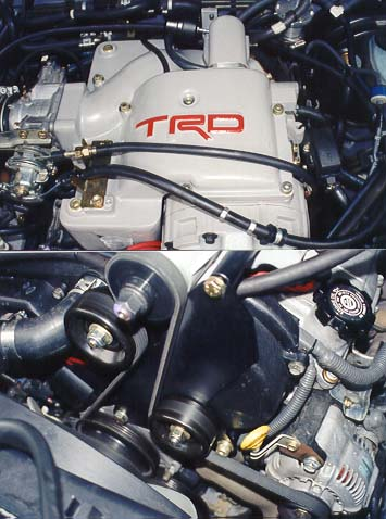 TRD Supercharger